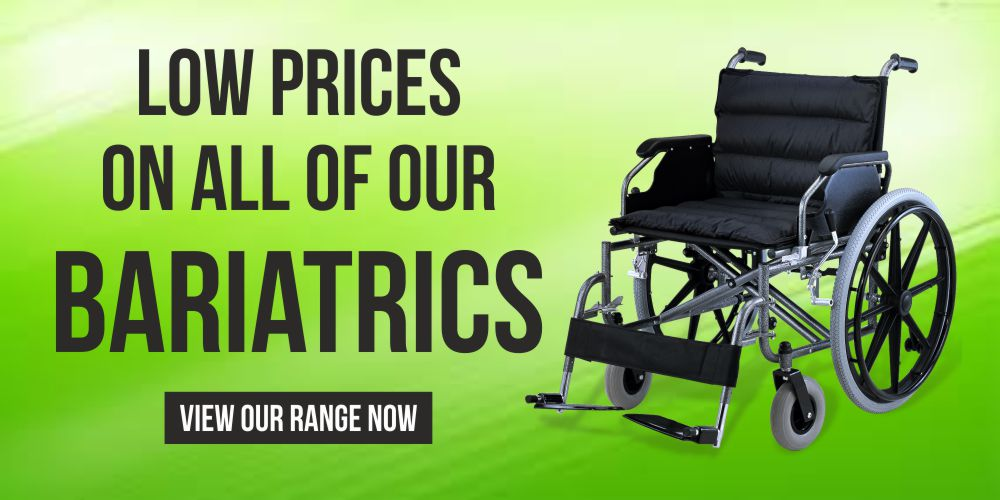 Sale on Bariatric wheelchairs