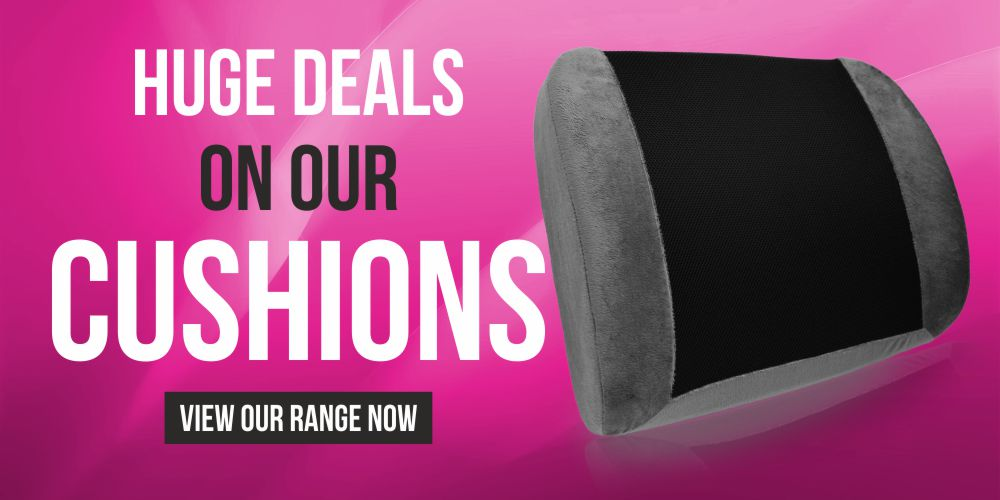 Sale on Mobility Cushions